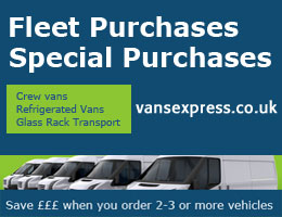 fleet of vans for purchase