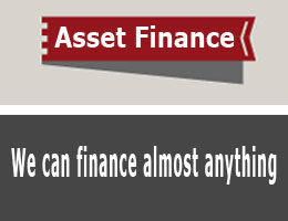 Our asset finance department have the lowest rates in UK on all business related items including but not limited to: Cars, Vans, Trucks, Trailers, Minibus, Coaches, Machine Tools, Materials Handling, Agriculture, Construction and mining, Office equipment and much more...